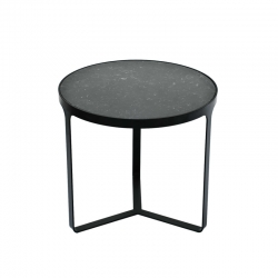 Table d'appoint guéridon CAGE TACCHINI