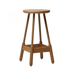 Tabouret haut ALBERT BAR STOOL MASSPRODUCTIONS