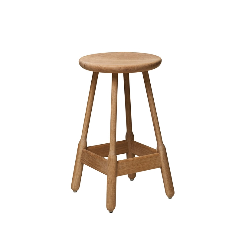 Tabouret haut Massproductions ALBERT BAR STOOL