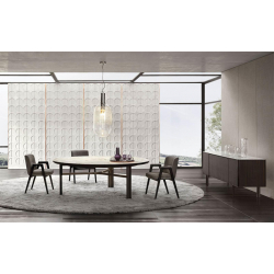 Table Minotti DAN rectangulaire