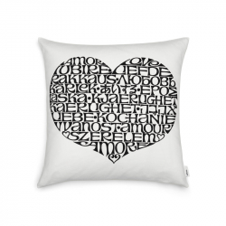 Coussin Coussin GRAPHIC International Love Heart VITRA