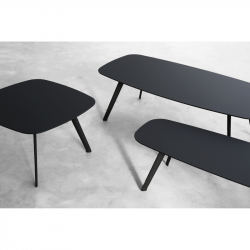 Table basse Stua SOLAPA Fenix 60x60