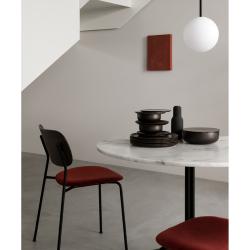 Table Menu HARBOUR COLUMN ronde marbre