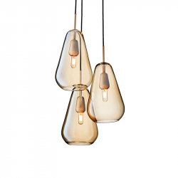 Suspension ANOLI 3 GOLD NUURA