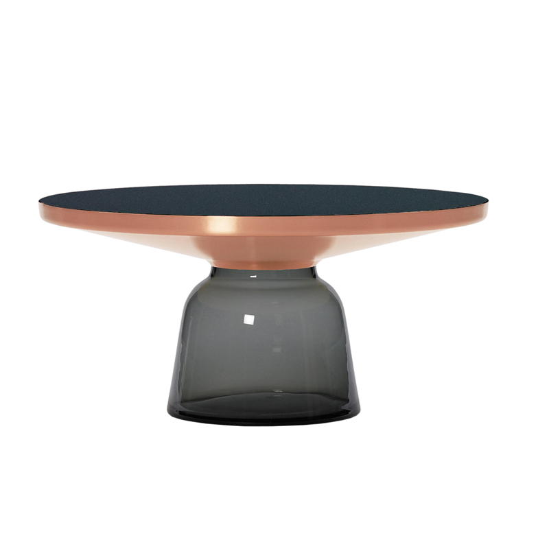 Table basse Classicon BELL COFFEE COPPER
