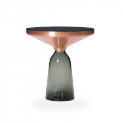 Table d'appoint guéridon BELL SIDE COPPER CLASSICON