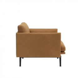 Fauteuil Muuto OUTLINE Cuir