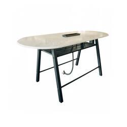 Table WILSON ovale MANGANESE