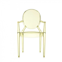 Petit Fauteuil Kartell LOUIS GHOST