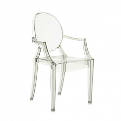 Petit Fauteuil LOUIS GHOST KARTELL