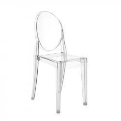 Chaise VICTORIA GHOST KARTELL