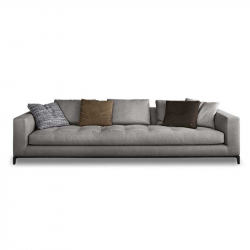 Canapé ANDERSEN QUILT MINOTTI