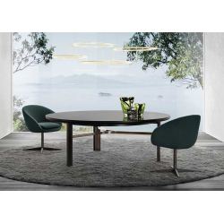 Petit Fauteuil Minotti RUSSELL DINING