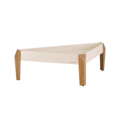 Table d'appoint guéridon BRIXX DEDON