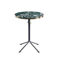 Table ODEON Ø60 MANGANESE