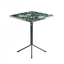 Table ODEON 60x60 MANGANESE