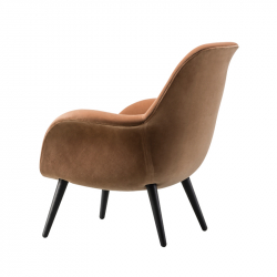 Fauteuil Fredericia SWOON LOUNGE PETIT