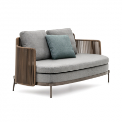 Canapé TAPE CORD OUTDOOR MINOTTI