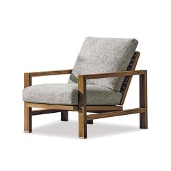 Chaise et petit fauteuil extérieur QUADRADO MINOTTI