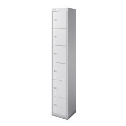 Meuble de rangement Bisley CLK 6 casiers