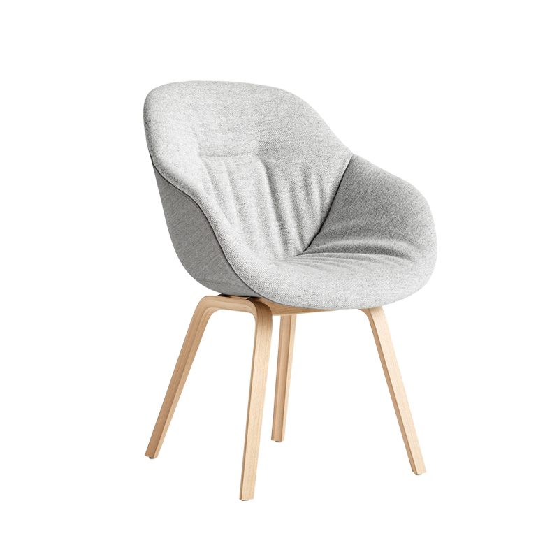 Petit Fauteuil Hay ABOUT A CHAIR AAC 123 SOFT DUO