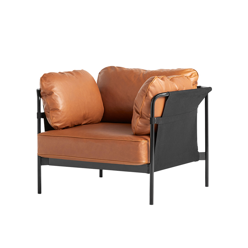 Fauteuil Hay CAN 1 place cuir