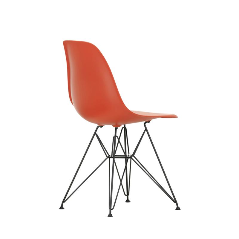 Chaise Eames Pied Eiffel: Chaise Eames Plastic Chair Dsr Pieds Tour Eiffel