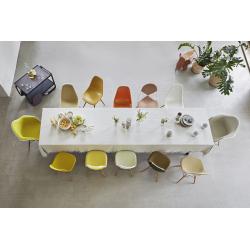 Chaise Vitra EAMES PLASTIC CHAIR DSW érable nuance de jaune