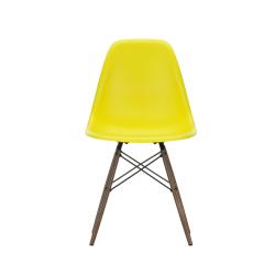 Chaise EAMES PLASTIC CHAIR DSW érable foncé VITRA