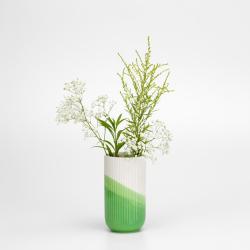 Vase Vitra Vase HERRINGBONE rainuré