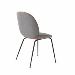Beetle chaise gubi silvera for Chaise gubi