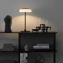 Lampe à poser Nuura BLOSSI BLACK