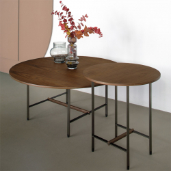 Table d'appoint guéridon Coedition SISTERS PA15