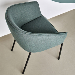 Petit Fauteuil Coedition YOU tissu