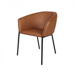 Petit Fauteuil YOU cuir COEDITION