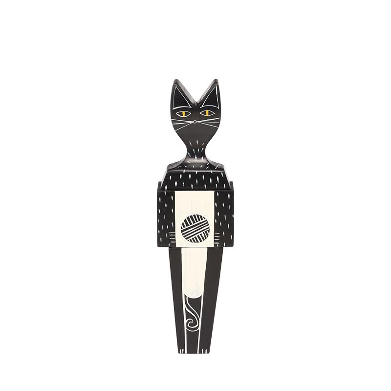 Objet insolite & décoratif Vitra WOODEN DOLL CAT
