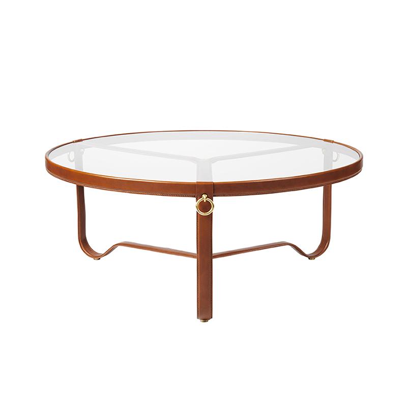 Table basse Gubi ADNET Ø 100