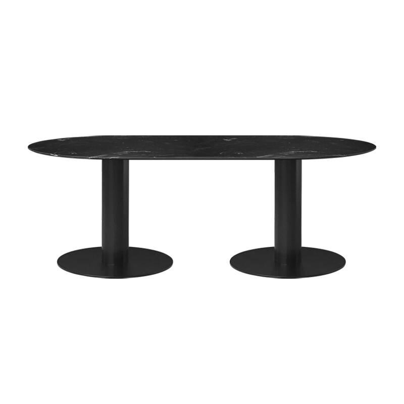Table Gubi 2.0 DINING ELLIPTICAL