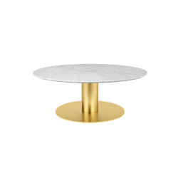 Table basse Gubi 2.0 COFFEE marbre