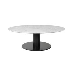 Table basse Gubi 2.0 COFFEE marbre