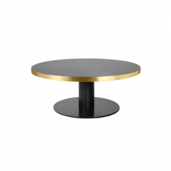 Table basse 2.0 COFFEE verre GUBI