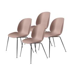 Chaise BEETLE Set de 4 GUBI
