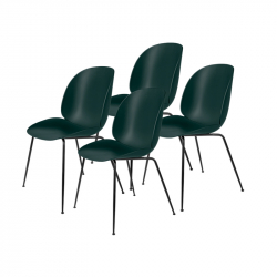 Chaise BEETLE Set de 4 GUBI