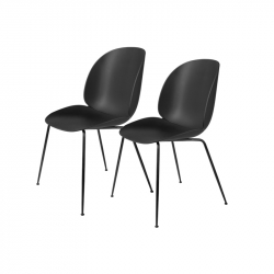 Chaise BEETLE Set de 2 GUBI