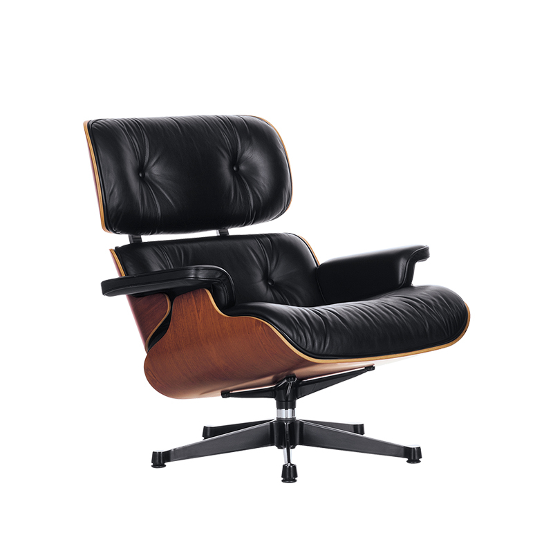 Fauteuil Vitra LOUNGE CHAIR Palissandre