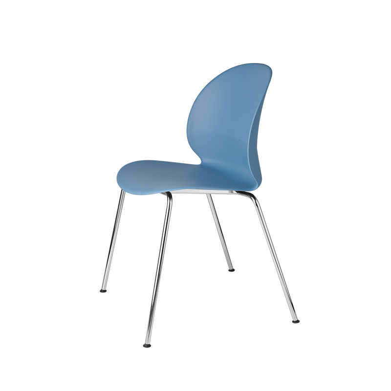 Chaise Fritz hansen N02 RECYCLE 4 pieds
