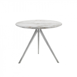 Table d'appoint guéridon ZEFIRO FLEXFORM