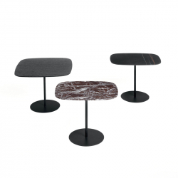 Table d'appoint guéridon Living divani FLOYD