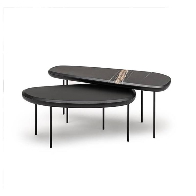 Table basse Living divani PEBBLE