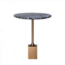 Table d'appoint guéridon MADISON AVENUE MAN OF PARTS